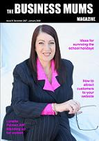 Business Mums Magazine ~ For mums who mean business